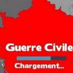 Carte de France Guerre Civile Loading